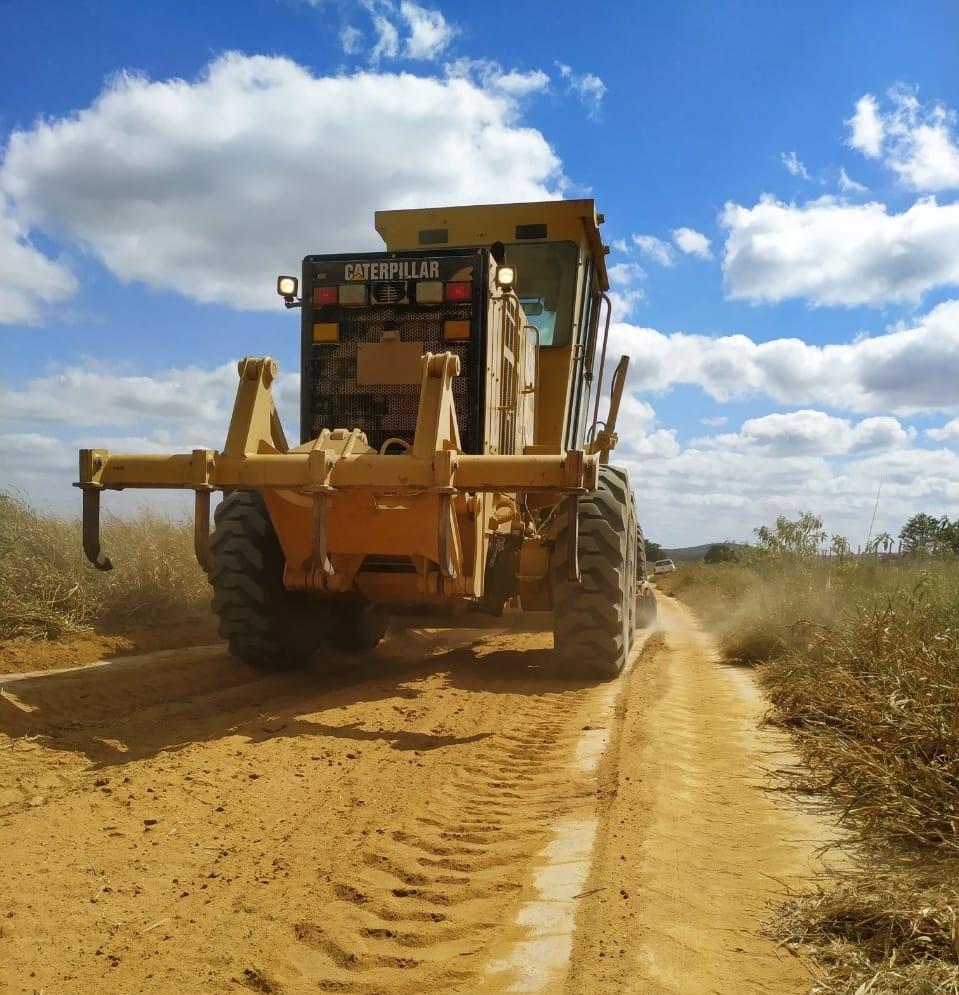 Estrada entre Mairi e Alagoinhas é recuperada