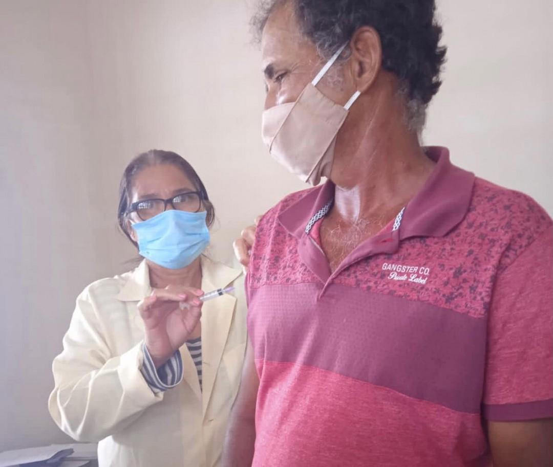 Segunda etapa da vacinação contra a gripe continua em Mairi